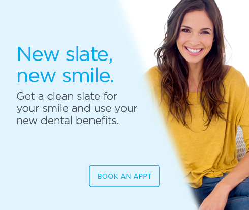 Sparks Marina Dentistry - New Year, New Dental Benefits