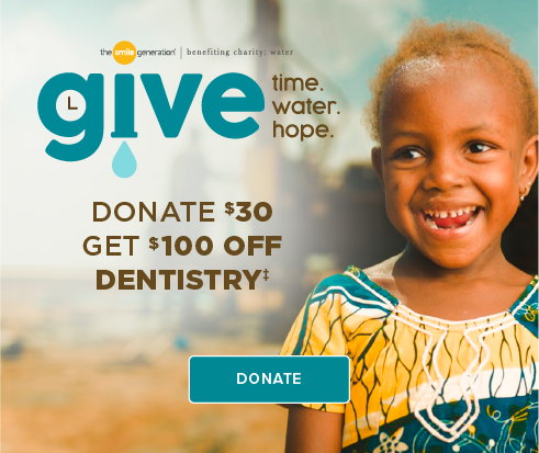 Donate $30, Get $100 Off Dentistry - Sparks Marina Dentistry