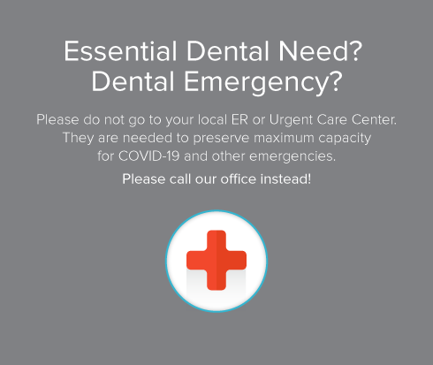 Essential Dental Need & Dental Emergency - Sparks Marina Dentistry