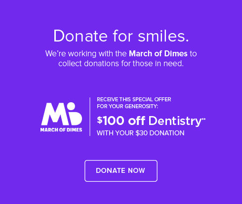 Sparks Marina Dentistry - March of Dimes